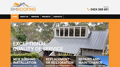 RM Roofing Service